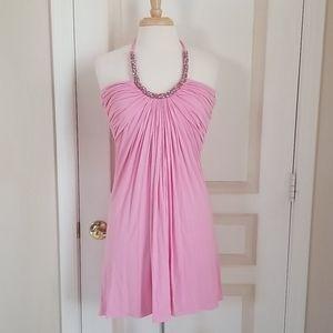 Sky Baby Pink Dress nwot